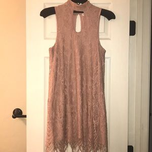 Nordstroms Love, Fire Keyhole Front & Back Dress